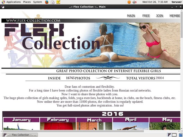 Flex-collection.com Pay With