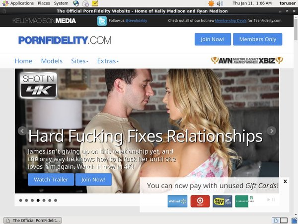 Pornfidelity.com Without Paying