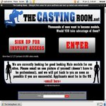 The Casting Room Paypal Join