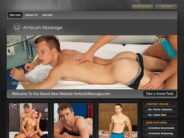Ambush Massage Movies