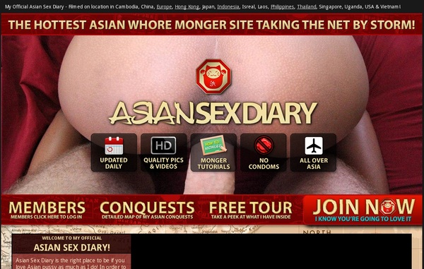 Asiansexdiary.com Join By Phone